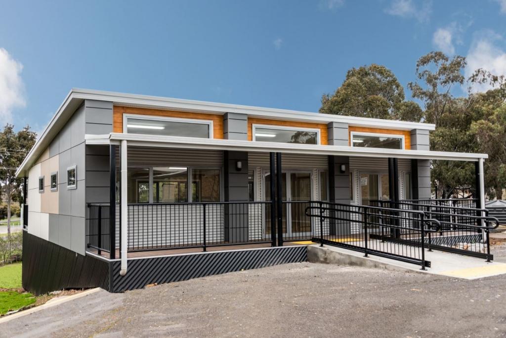 St Peters Modular School Building