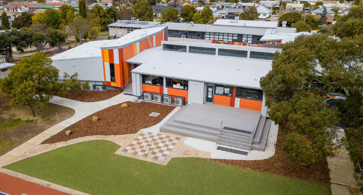 Ararat West Primary School Building