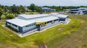 Ballarat High School modular building